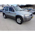 8/2005 Ford Escape XLT ZB 4d Wagon Silver 3.0L
