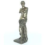 Veronese Cast Metal Figure Aphrodite
