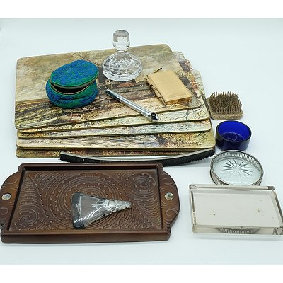 Group of Various Collectables and Homeware Items
