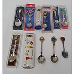 Spoon Collection - 11 Spoons