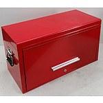 Red 6 Drawer Chest  - Demonstration Model