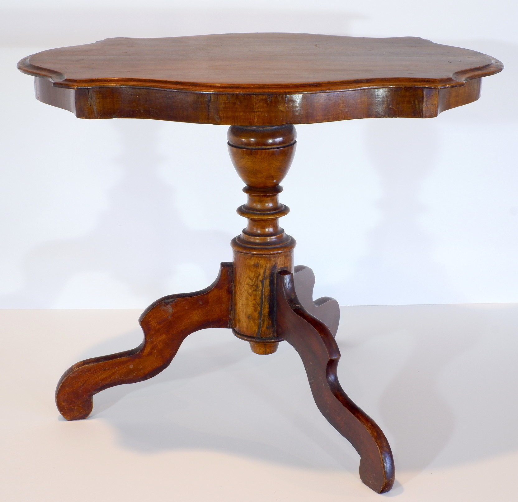 'Vintage Tripod Base Occasional Table'