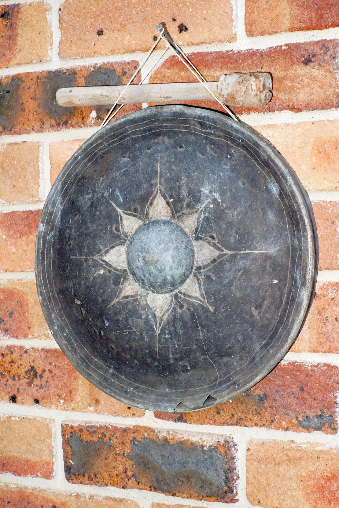 'Burmese Gong'