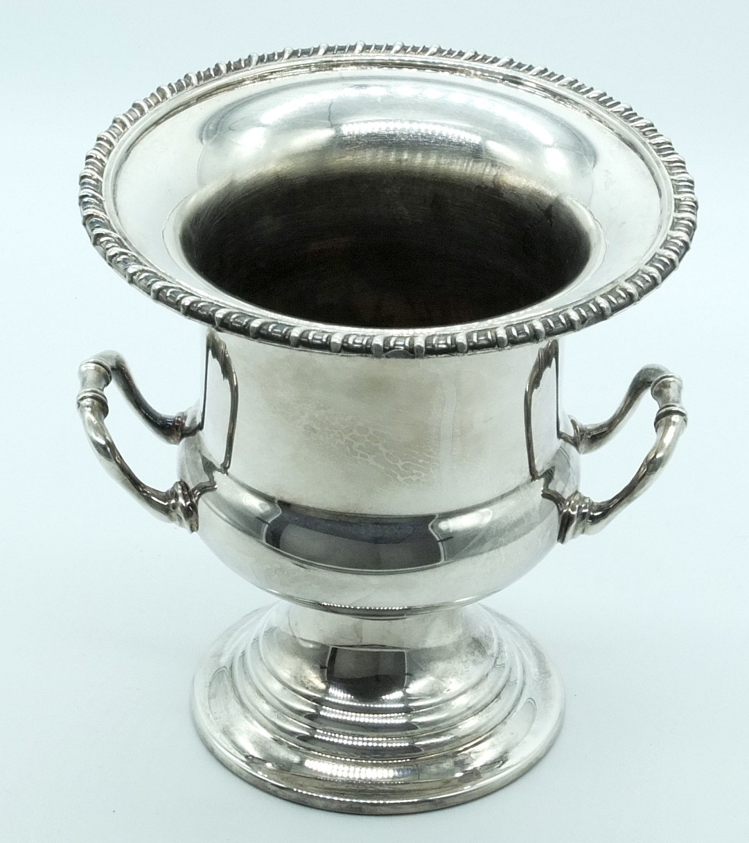 'Viners Silver Plate Champagne Bucket'