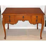 Anglo Colonial Teak Desk