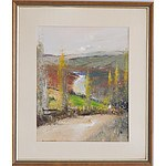 Colin Parker (1941-) Untitled Oil on Board