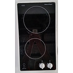 Fisher and Paykel Dual Hotplate Ceramic Cooktop