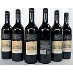 Case of 6 Premium Jirra Wines Merlot 2008 - RRP $120.00