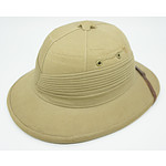 Vintage Indian Pith Helmet Made for Myer