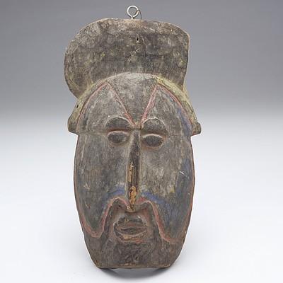 Small Yam Mask, Probably Abelam-Maprik, East Sepik Province, Papua New Guinea