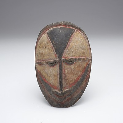 Small Yam Mask, Probably Abelam-Maprik, East Sepik Province, Papua New Guinea