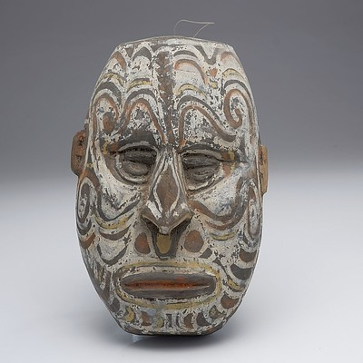Mask, Papua New Guinea