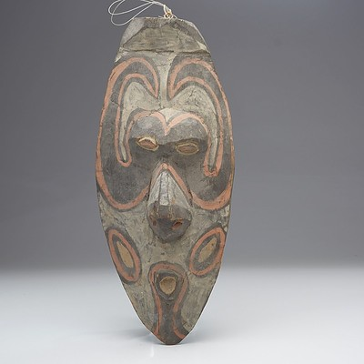 Mask, Papua New Guinea