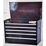 Husky 5 Drawer Tool Chest - demonstration model