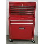7 Drawer Tool Chest & Cabinet - demonstration model