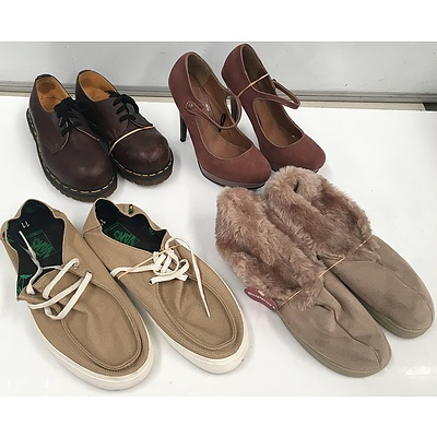 Bulk Lot of Brand New Women's Shoes - RRP Over $800