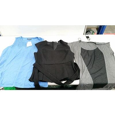 Bulk Lot of Brand New Women's Clothing - RRP over $2500
