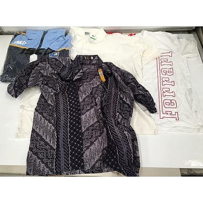 Bulk Lot of Brand New Men's Clothing - RRP Over $500