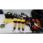 Ozito 18V Power Tools & B Safe Height Safety Retracting Lanyards