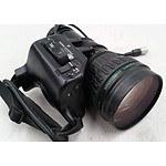 Fujinon A20x8.6BERM-SD Video Lens