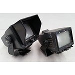 Sony Electronic Viewfinders - Lot of 5