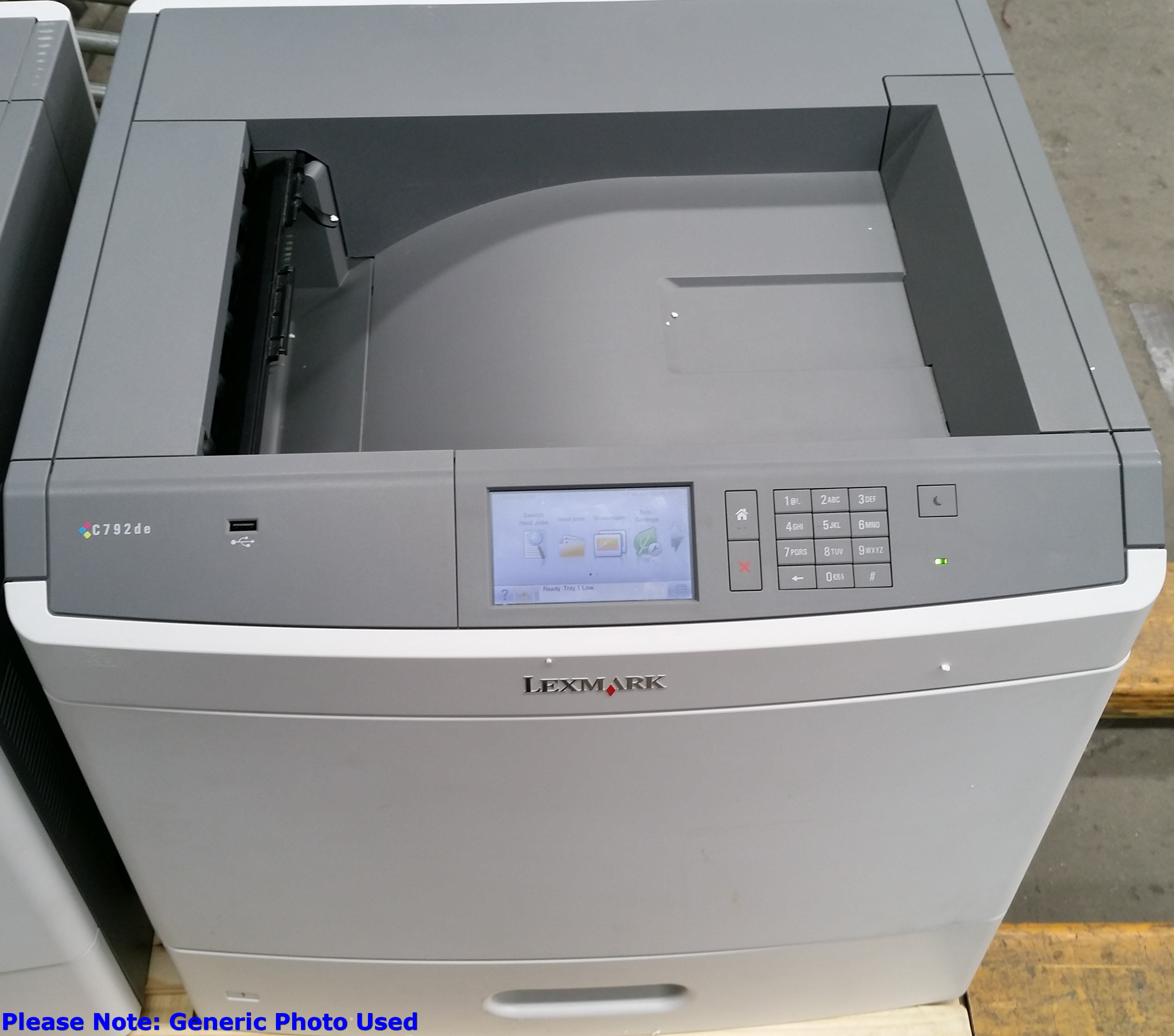 LEXMARK C792 PRINTER DRIVERS FOR PC