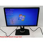 Dell P2212HB 22-inch WideScreen LED-backlit LCD monitor
