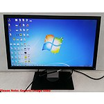 Dell P2211HT 22-inch WideScreen LED-backlit LCD monitor