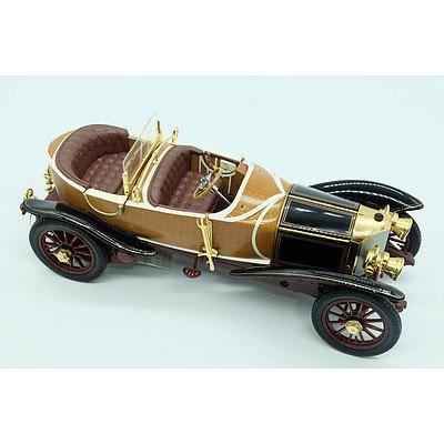 Franklin Mint 1911 Mercedes 37/90 H P Skiff Labourette Cpach Work