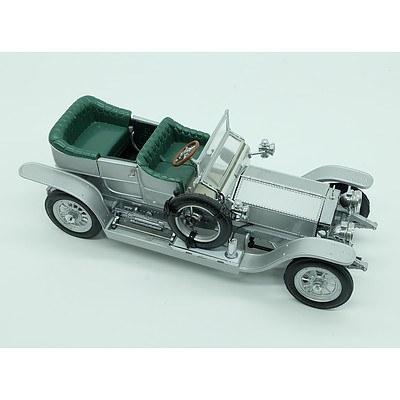 Franklin Mint 1907 Rolls Royce Silver Ghost Sport