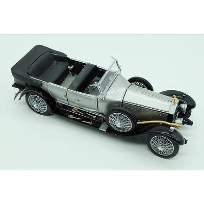 Franklin Mint 1925 Rolls Royce Silver Ghost