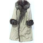 Ladies Jean Claude Oberion Fur Coat