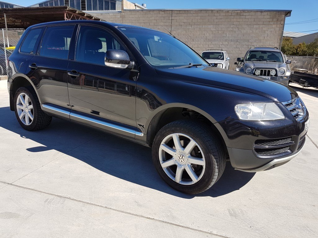 5 2004 Volkswagen Touareg V6 Luxury Lot 999475 Allbids