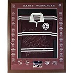 Manly Warringah Legends Limited Edition Memorabilia Jersey