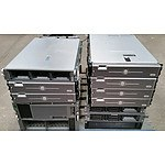 Lot of Dell PowerEdge 2950 & HP ProLiant Xeon CPU Servers