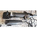 Two Pairs of Electric Large Animal Clippers
