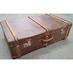 'Ford Sherrington Ltd' Antique travel case