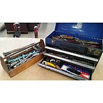 Kincrome Tool Chest & Tool Box with Tools