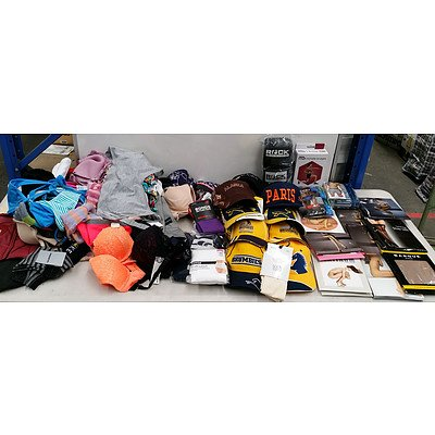 Bulk Lot of Assorted Clothes and Accessories  - Brand New
