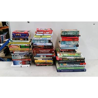 Bulk Lot of Brand New Books - RRP $250