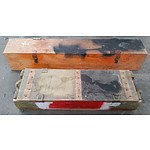 Rifle Crate and Ammo Crate