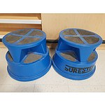 Surestep Safety Steps - Lot of 2