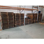 Timber Pallets - Lot of 72