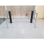 Supermarket Entry Security Gate