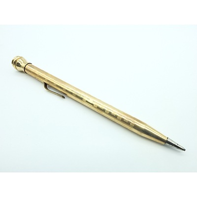 Rolled Gold Pencil