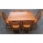 Ash 7 Piece Dining Setting