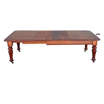 Australian Cedar Extension Table Circa 1880