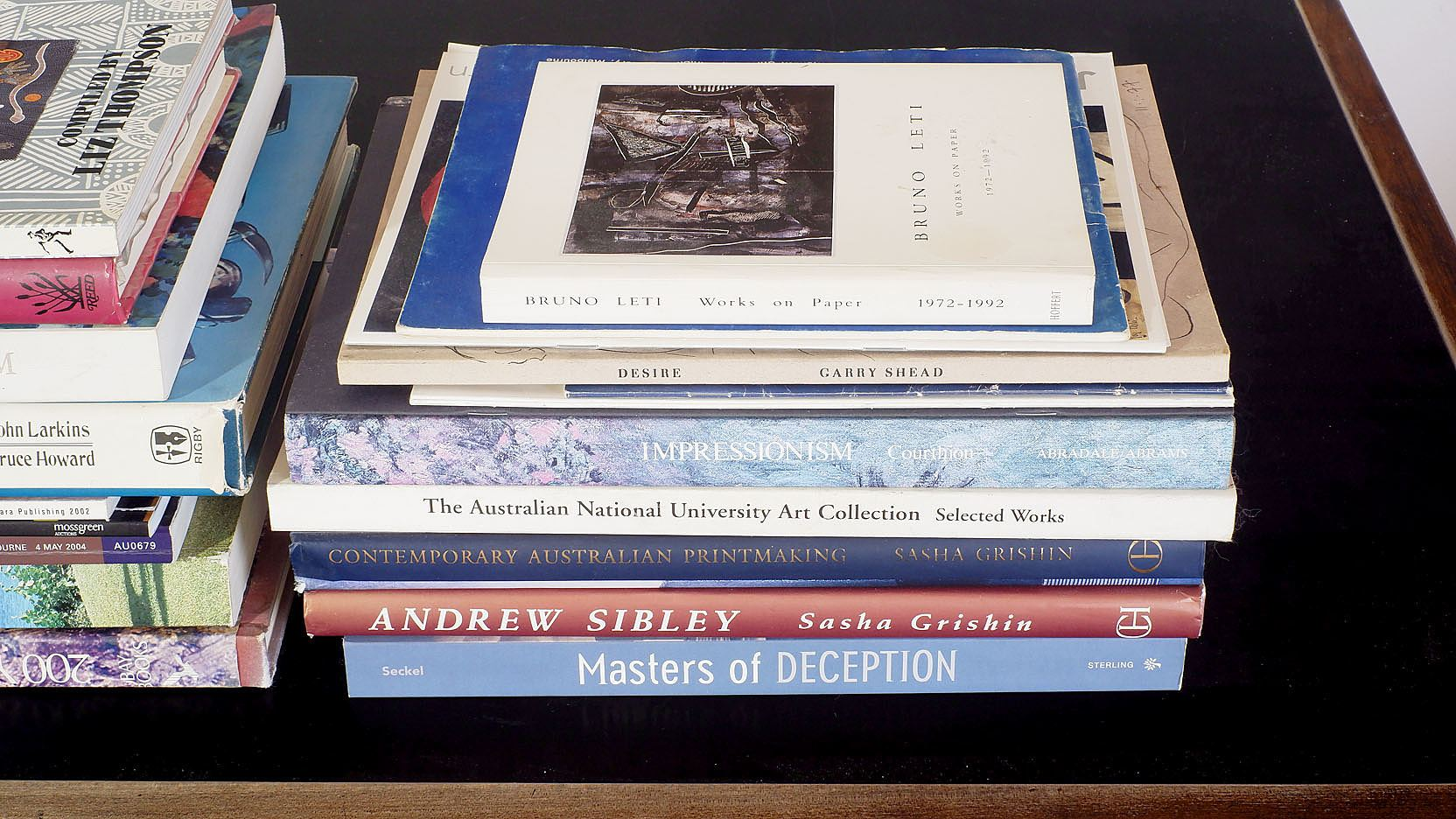 'Group of Various Art and History Books'