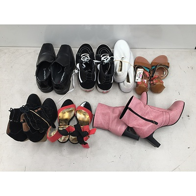 Bulk Lot of Brand New Shoes - RRP $400