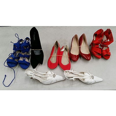 Bulk Lot of Brand New Shoes - RRP $1000
